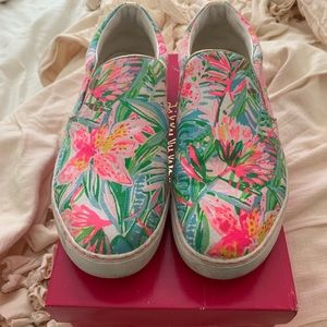 Lilly Pulitzer Julie Sneakers